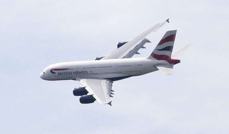 British Airways. (File Photo: IANS)