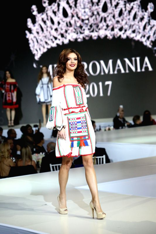 ROMANIA-BUCHAREST-MISS ROMANIA 2017
