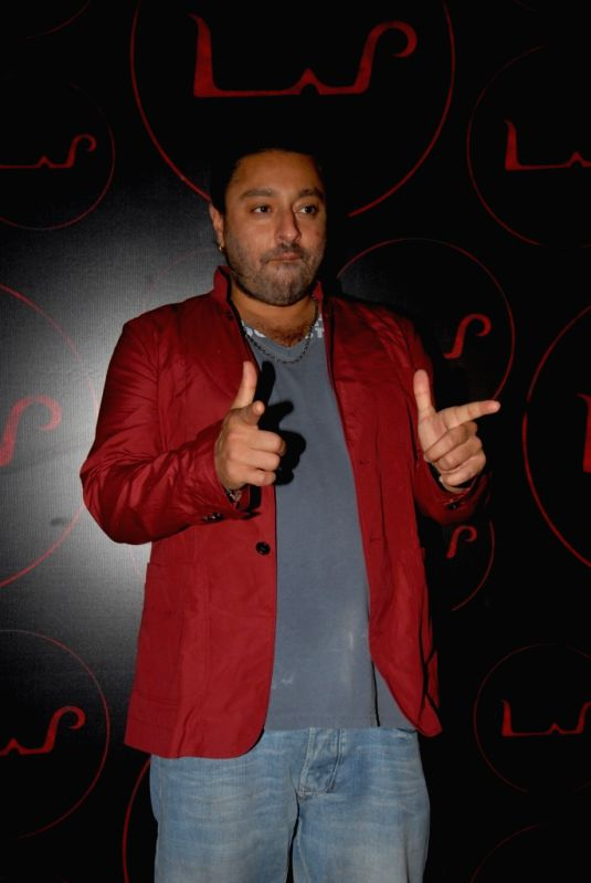 Businessman Vikram Chatwal at the unveiling of dynamic new look of `LAP` at Hotel Samrat, New Delhi.