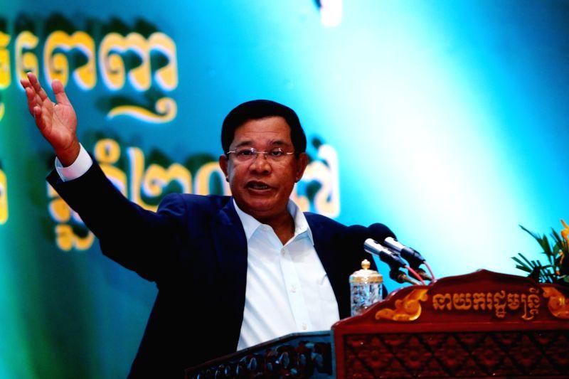 Cambodia Prime Minister Samdech Techo Hun Sen. (File Photo: IANS) - Samdech Techo Hun Sen