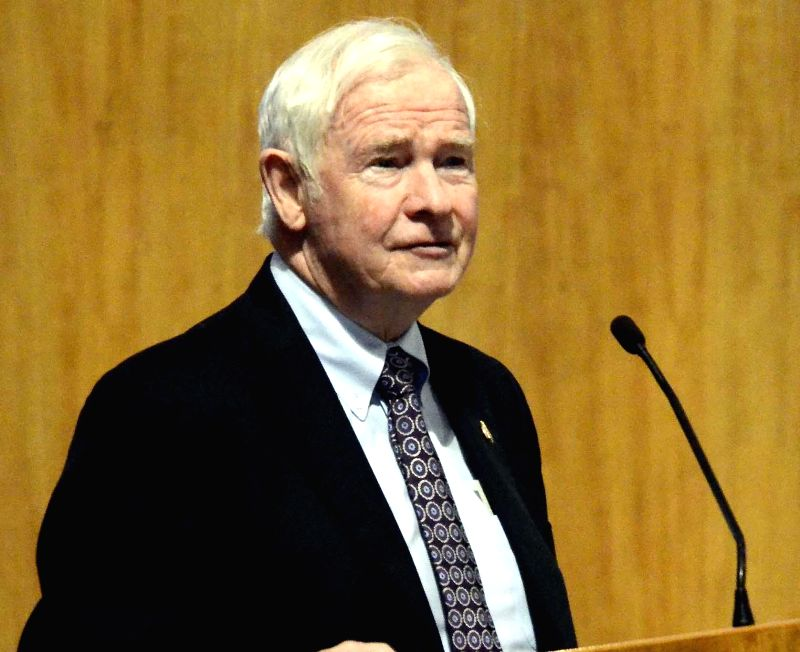 Canada Governor General David Johnston. (File Photo: IANS)