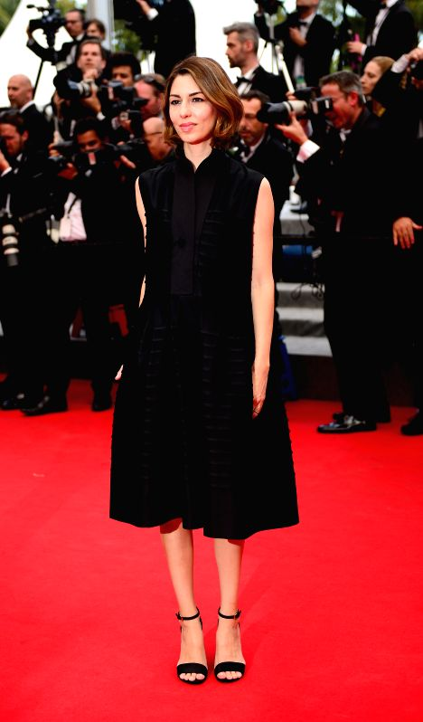 Jury member and U.S. director Sofia Coppola arrives for the screening of the film Saint Laurent at the 67th Cannes Film Festival in Cannes, France, May 17, 2014.