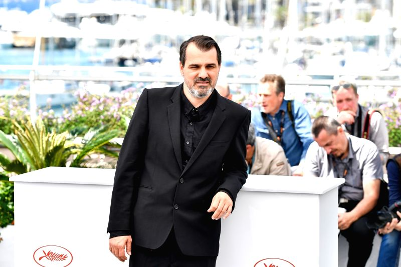 "CANNES, May 19, 2017 - Director Kornel Mundruczo of the film ""Jupiter's Moon"" poses for a photocall in Cannes, France, on May 19, 2017. The film ""Jupiter's Moon"" directed by ... - Kornel Mundruczo"