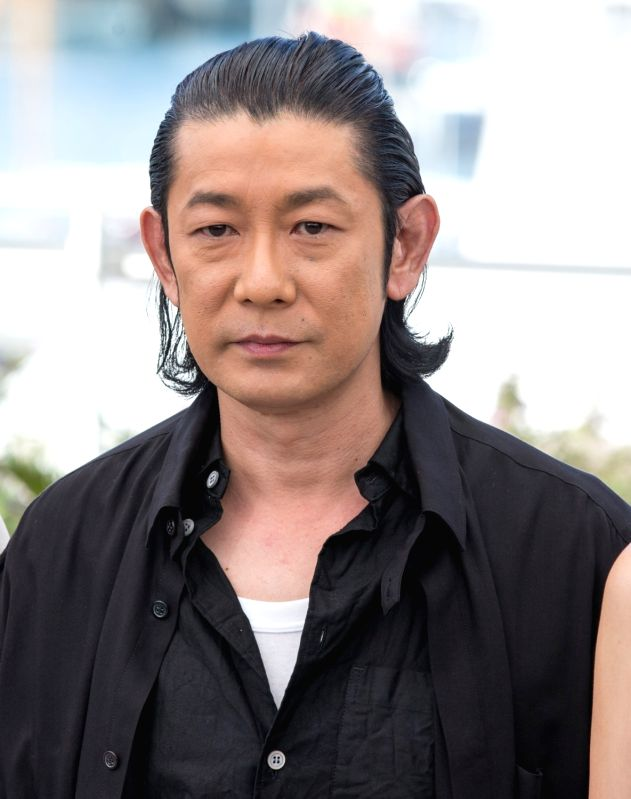 "CANNES, May 23, 2017 - Actor Masatoshi Nagase poses for a photocall of the film ""Hikari (Radiance) "" during the 70th Cannes Film Festival at Palais des Festivals in Cannes, France, on May ... - Masatoshi Nagase"