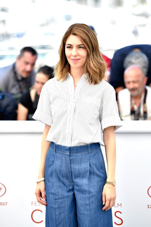 """CANNES, May 24, 2017 - Sofia Coppola, director of the film """"The Beguiled"""" poses for a photocall in Cannes, France on May 24, 2017. The film """"The Beguiled"""" directed by American ... - Sofia Coppola"""