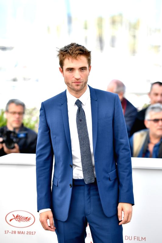 "CANNES, May 25, 2017 - Actor Robert Pattinson of the film ""Good Time"" poses for a photocall in Cannes, France on May 25, 2017. The film ""Good Time"" co-directed by American ... - Robert Pattinson"
