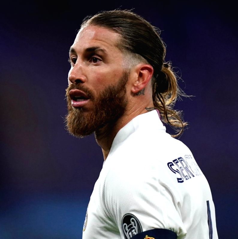 Captain Sergio Ramos left out of Spain's Euro squad.