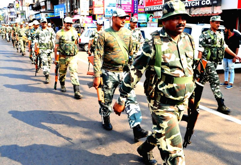 Central forces are being deployed to man more than 92 per cent of the polling stations in the third phase of Lok Sabha elections in West Bengal due on April 23, an official said on Saturday.
