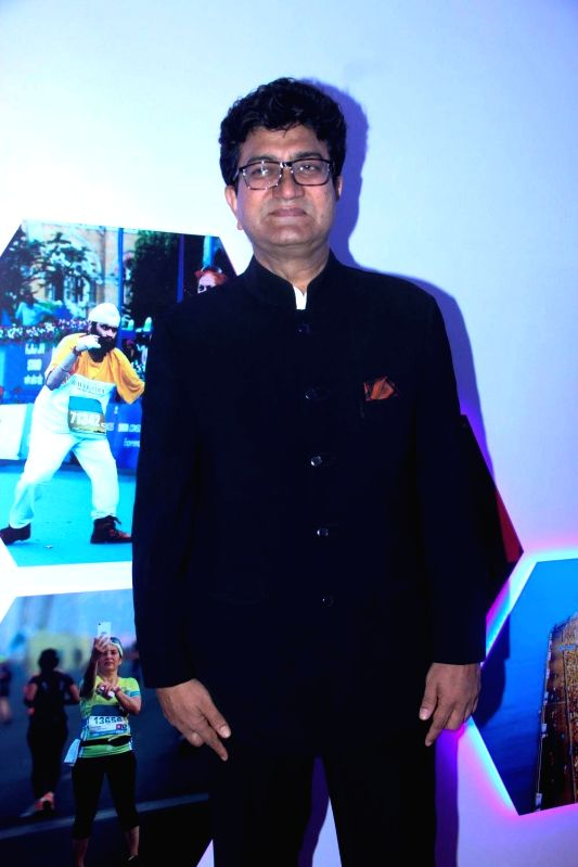 Chairperson of the Central Board of Film Certification (CBFC) Prasoon Joshi. (Image Source: IANS)