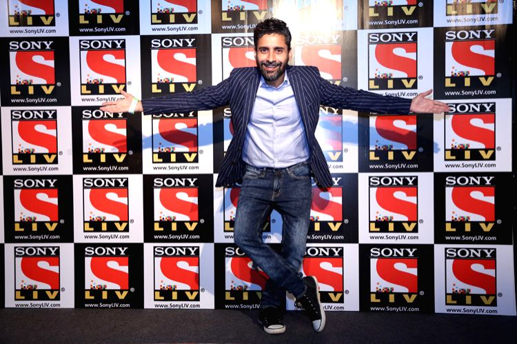 Chandan Roy Sanyal - SonyLIV - Azaad Screening (2) - Chandan Roy Sanyal