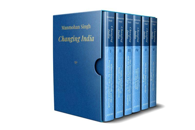 Changing India by Manmohan Singh..