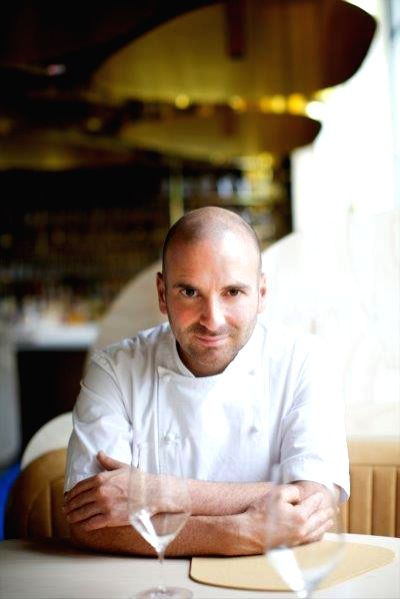 Chef George Calombaris