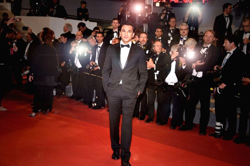 Chef Vikas Khanna at 69th Annual Cannes Film Festival in France on May 14, 2016. - Vikas Khanna