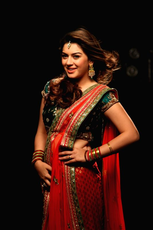 Actress Hansika Motwani`s upcoming film `Romeo Juliet`. - Hansika Motwan