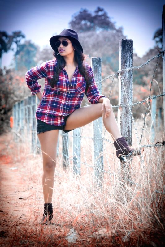 Actress Manisha Yadav photoshoot.