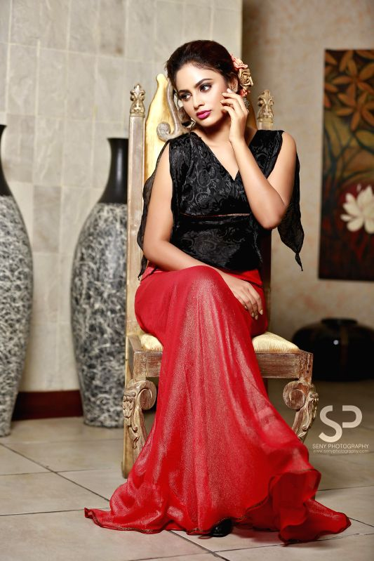 Actress Nandita Swetha photoshoot.
