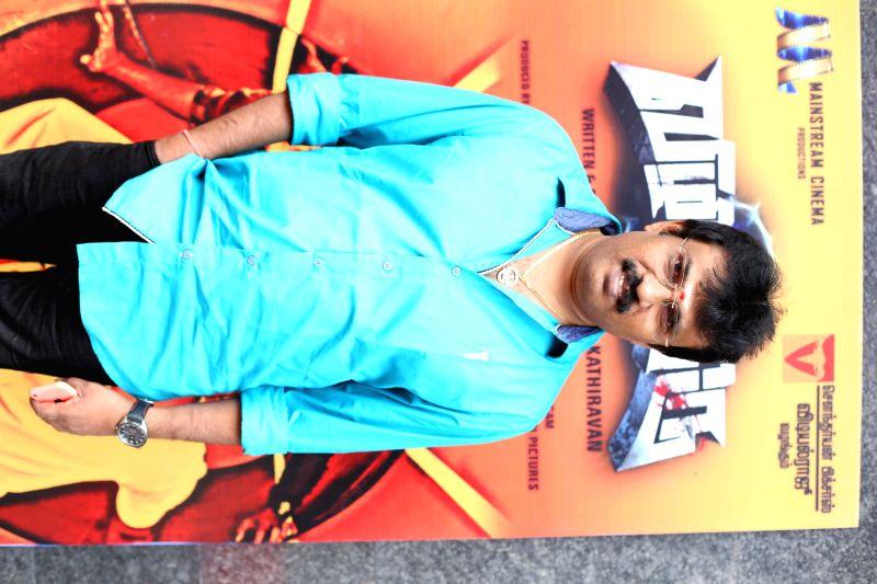 Audio launch of Tamil film `Vizhithiru`.