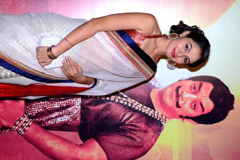 Audio Launch of Telugu film `Uttama Villian`.