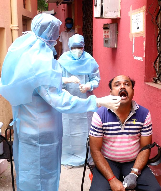 Chennai, June 17 (IANS) Tamil Nadu on Wednesday said 2,174 people tested positive for coronavirus in the state over the past 24 hours.