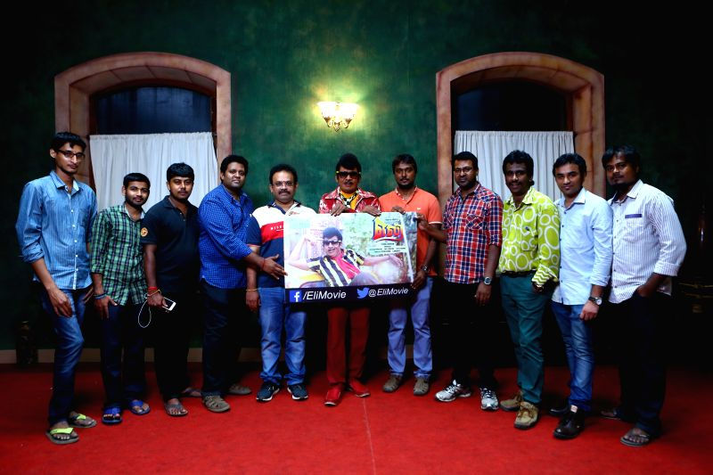 Launch stills from Tamil film `Eli`.