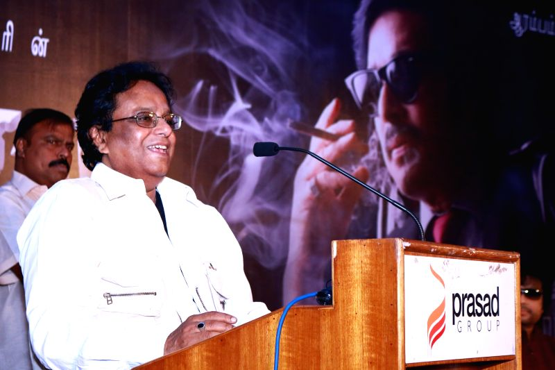 Press conference of Tamil film `Amaran-2`.