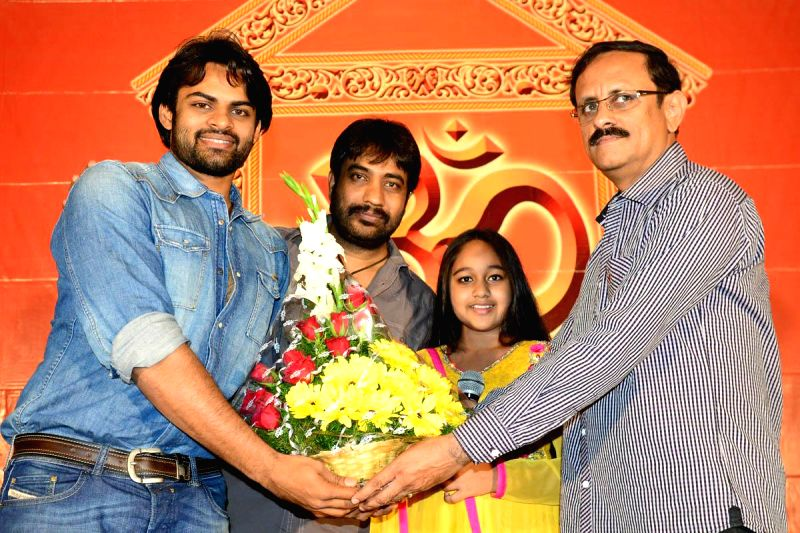 Rey Press meet held in Hyderabad, on March 6, 2015.