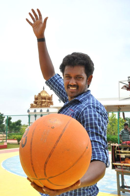 Stills from Tamil film `Iravum Pagalum Varum`.