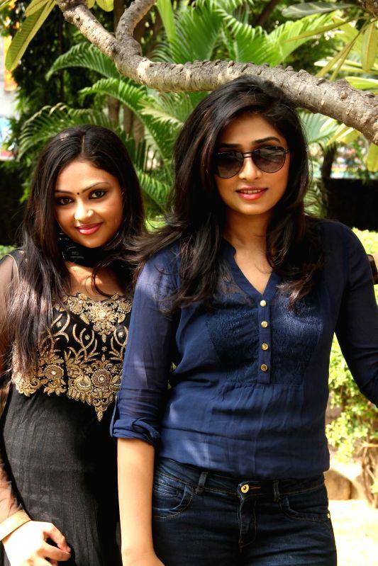 Stills from Tamil film `Ponge Ezhu Manohara`.