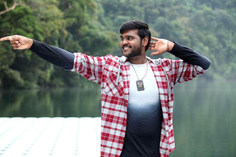 Stills from Tamil film `Sagaptham`.