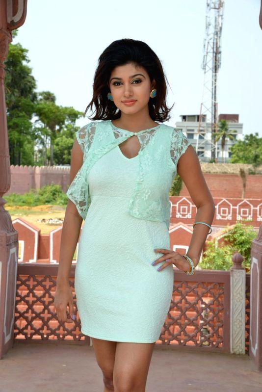 Stills from Tamil film `seeni`.