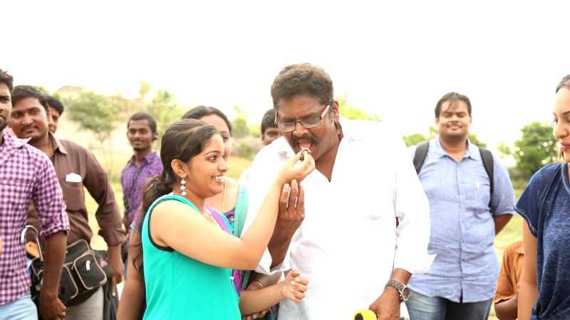 Stills from Tamil film `Suchitra Sivaraman`.