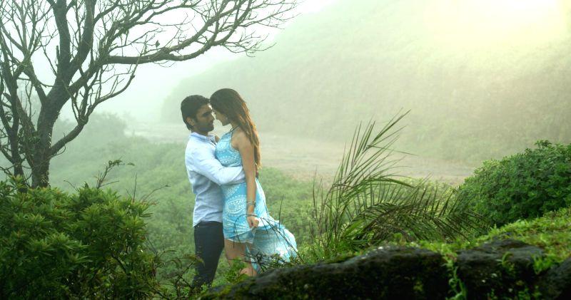 Stills from upcoming Tamil film `Jippaa Jimikki`.