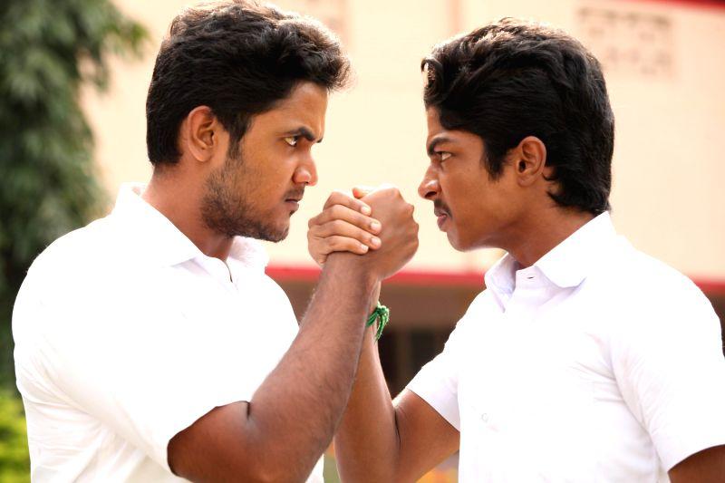 Stills from upcoming Tamil Film `Kamara Kattu`.