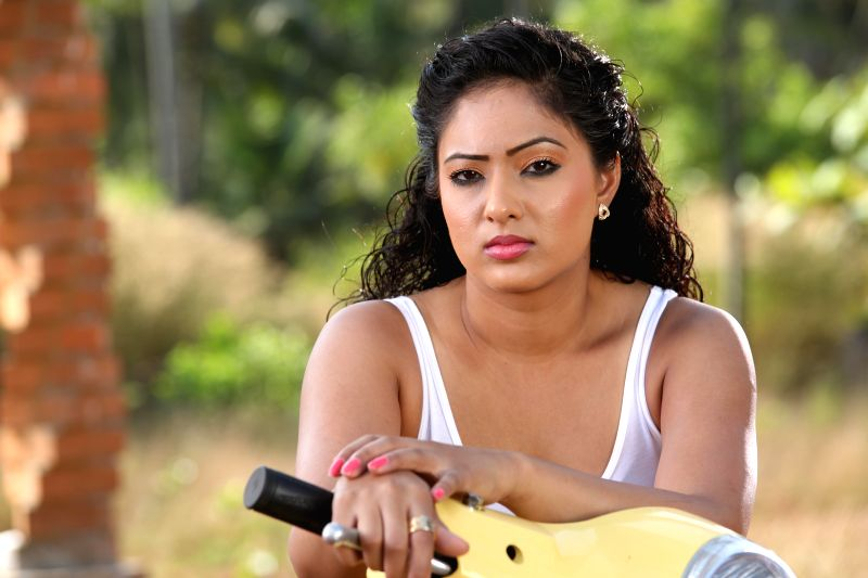 Stills from upcoming Tamil film `Karai Oram`.