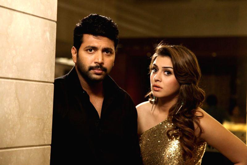 Stills from upcoming Tamil film `Romeo Juliet`.