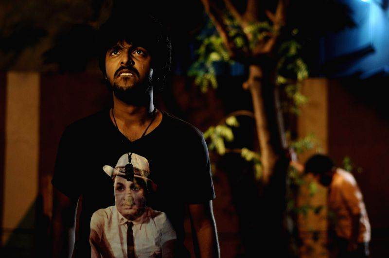 Stills from upcoming Tamil film `Trisha Illana Nayanthara`.