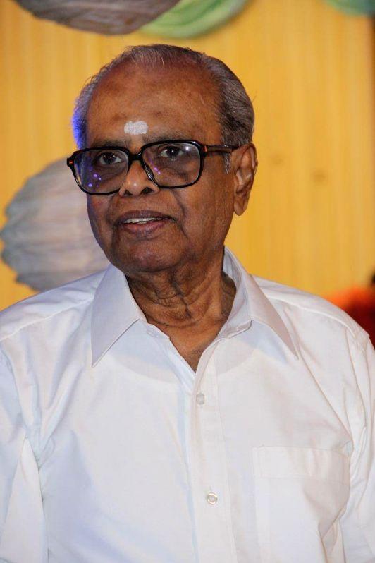 Veteran filmmaker K. Balachander passes away . He was 84. (Photo: IANS) .Legendary Tamil movie and drama director, screen writer and producer K. Balachander - who was instrumental in ...