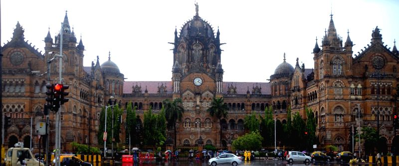 Chhatrapati Shivaji Terminus railway station. (File Photo: IANS)