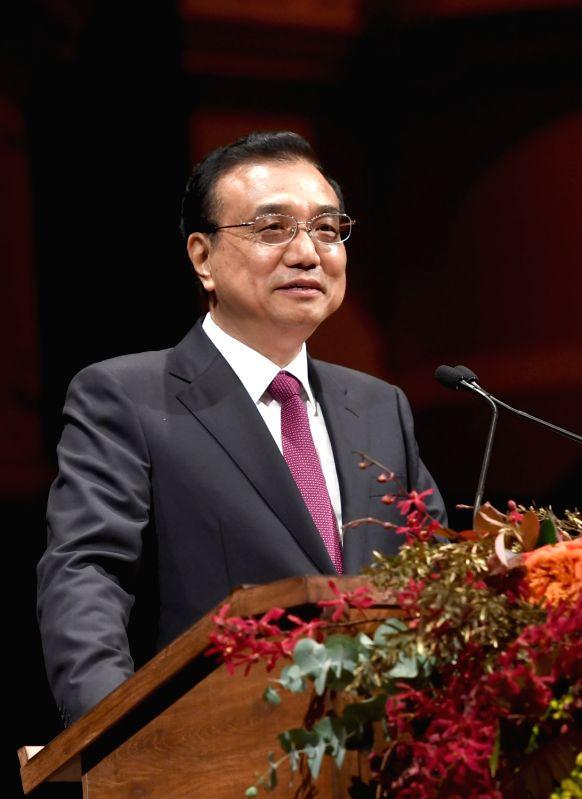 China Prime Minister Li Keqiang. (File Photo: IANS) - L