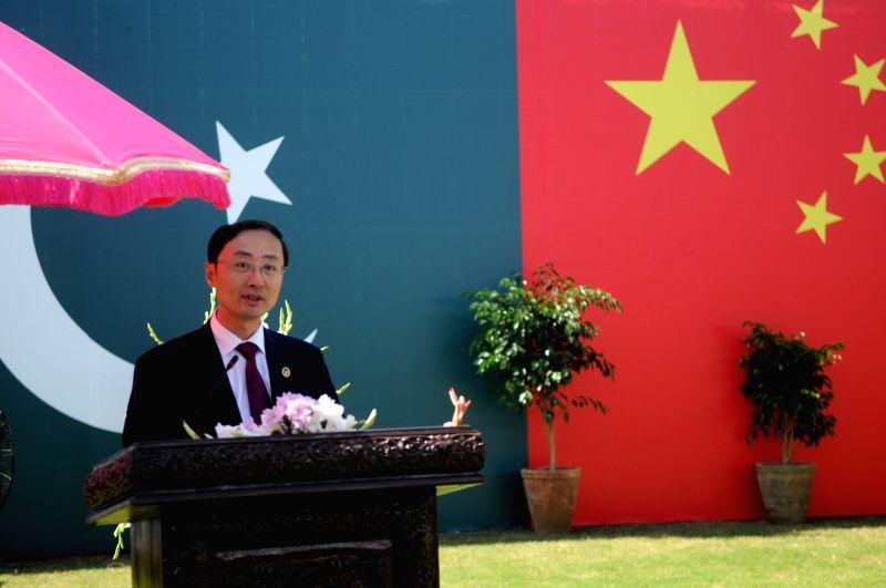 China's ex-envoy to Pakistan is its new ambassador to India. (Xinhua/Ahmad Kamal/IANS)