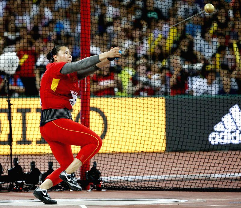 CHINA-BEIJING-IAAF WORLD CHAMPIONSHIPS-WOMEN'S HAMMER ...