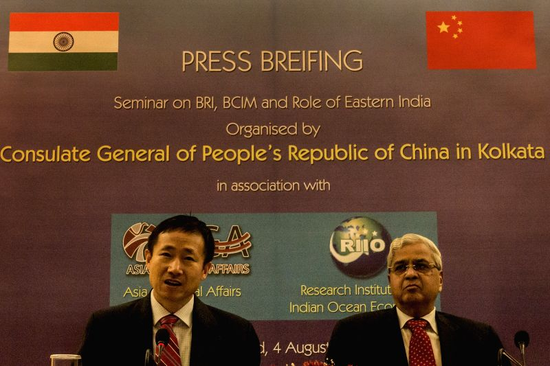 Ma Zhanwu's press conference - Consulate Sitaram Sharma