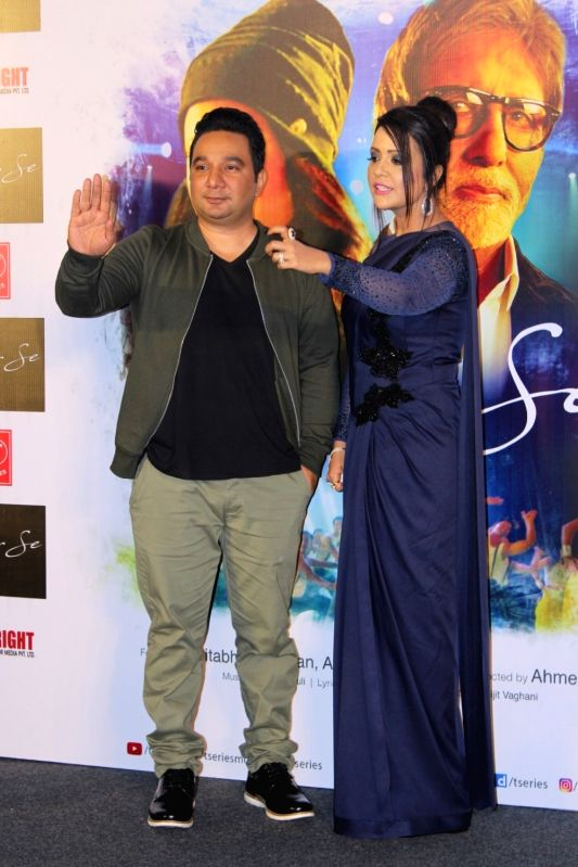 Launch of song Phir Se - Devendra Fadnavi and Ahmed Khan