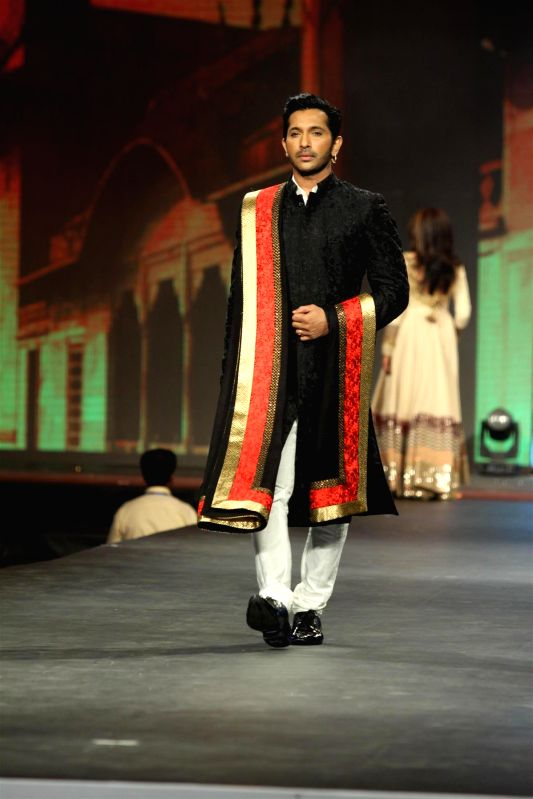 Choreographer Terence Lewis during the `Caring with Style` 9th Annual Fashion Show by Fevicol in support of CPAA (Cancer Patient Aid Association) at NSCI in Worli, Mumbai on Sunday, May 10, 2014.