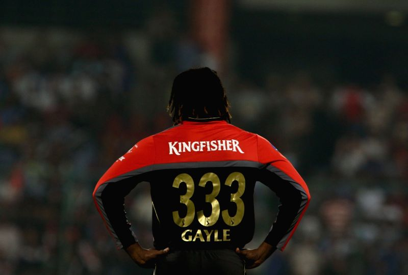 Chris Gayle. (File Photo: IANS)