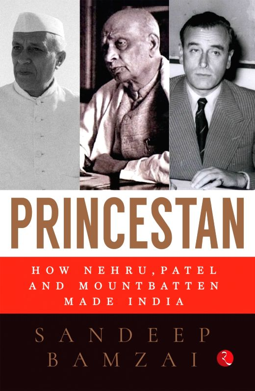 Churchill planned to 'keep a bit of India' as Britain pumped up the princes .