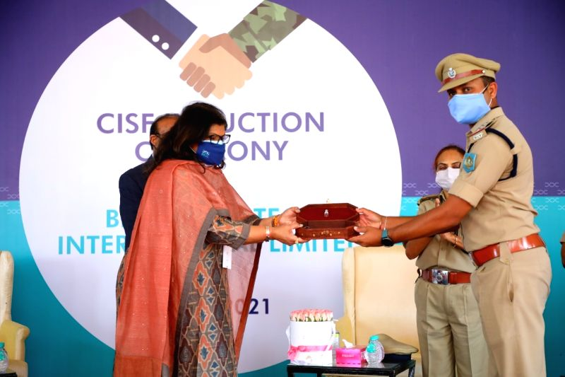 CISF takes over security of Bharat Biotech.