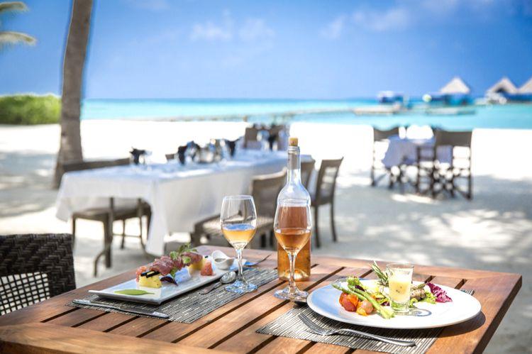 Club Med Kani island resort in Maldives