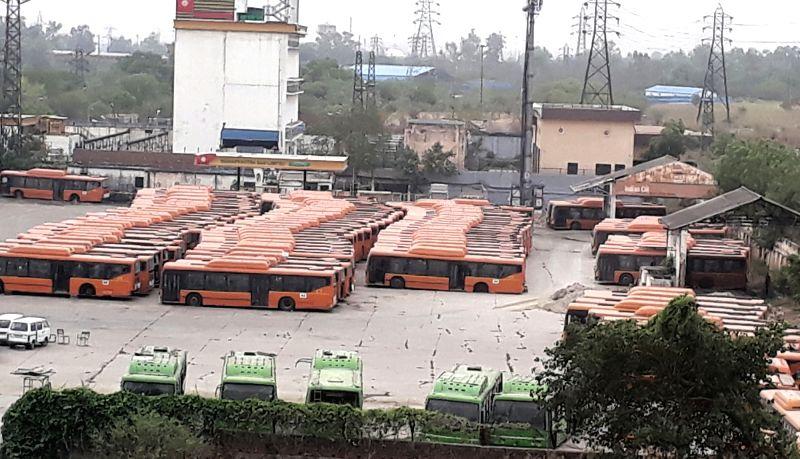 Cluster busses.