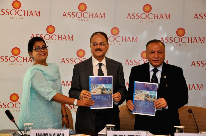 Co-Chairman of ASSOCHAM's National Council on Drugs and Pharmaceuticals and Global Head Corporate Affairs of Ranbaxy Laboratories Limited Umang Chaturvedi, Head of Corporate Law Group Manisha Singh ..